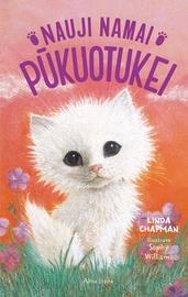 Knyga Nauji namai Pūkuotukei