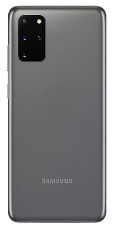Mobilusis telefonas Samsung Galaxy S20 Plus SM-G986, pilkas, 8GB/128GB