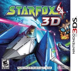 Star Fox 64 3D 3DS