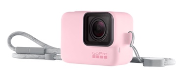GoPro Sleeve and Lanyard Pink
