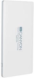Išorinė baterija Canyon CNS-TPBP5DG White, 5000 mAh