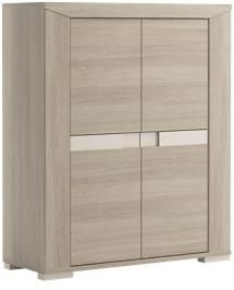 MN Madras 30 Chest Of Drawers Grey