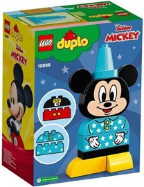 Конструктор LEGO Duplo Disney My First Mickey Build 10898