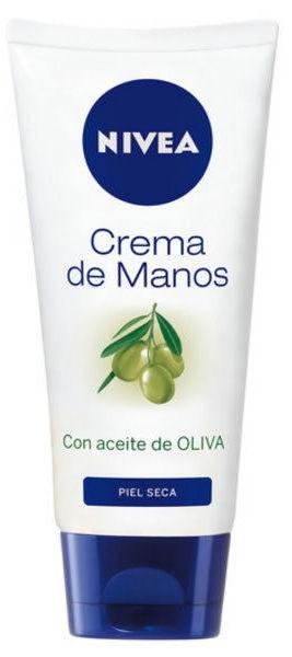 Крем для рук Nivea With Olive Oil, 100 мл
