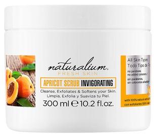 Naturalium Apricot Scrub Invigorating 300ml