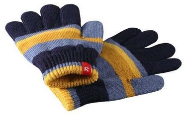 Reima '18 Twig Kids Gloves 527274-698A Multicolor 7