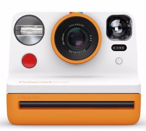 Polaroid Now Instant Camera Orange