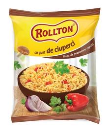 Makaronai, Rollton, grybų skonio 60 g.