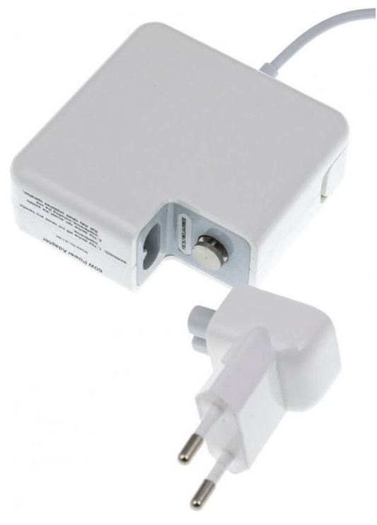 Green Cell Laptop Power Adapter For Apple 60W 3.65A