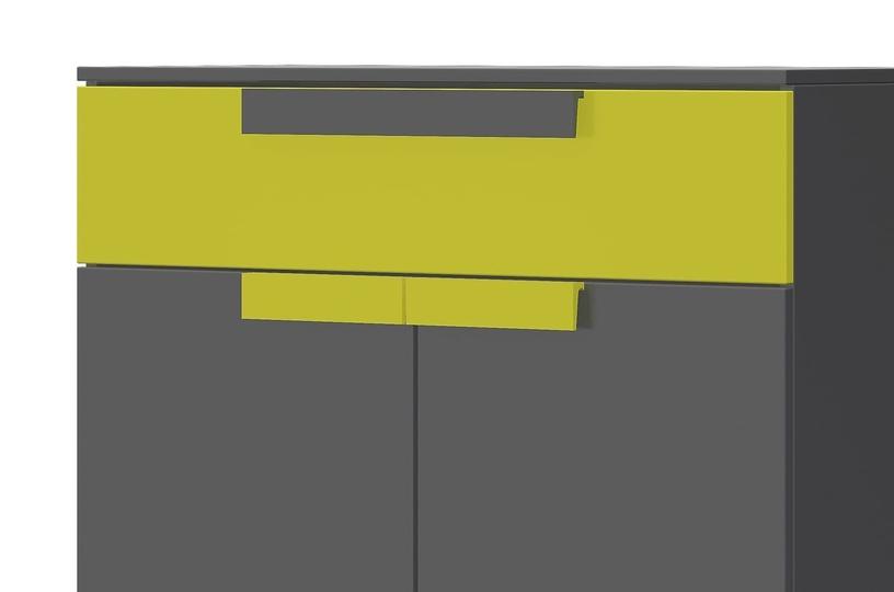 Szynaka Meble Wow 06 Drawer 95x89x41cm Grey