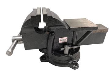 Spaustuvas su priekalu OKKO VG136 150mm