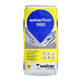 Põrandasegu Weber 3100 peen. 0-10mm 20kg