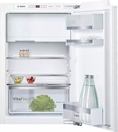 Встраиваемый холодильник Bosch KIL22AFE0, морозильник сверху