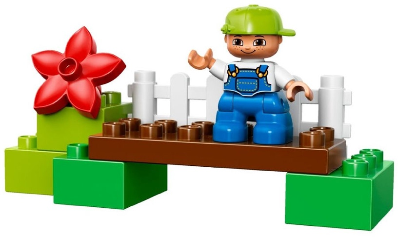 Конструктор LEGO Duplo Forest Ducks 10581, 13 шт.