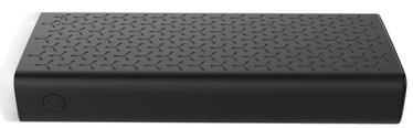 Platinet Dual USB Power Bank 20000mAh Black