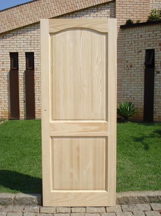 Vidaus durų varčia Classic, pušinė, 71x203 cm
