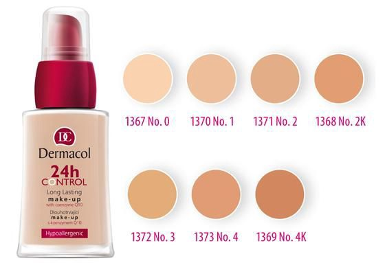 Dermacol 24h Control Make Up 30ml 03