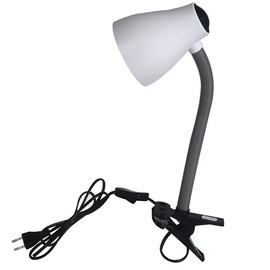 Verners Plast Lamp E27 15W Black