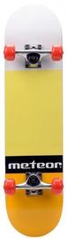 Meteor Salty Skateboard Orange/Yellow 22651