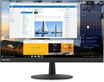 "Monitorius Lenovo L24q-30, 23.8"", 4 ms"