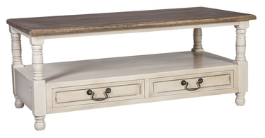 Home4you Coffee Table Samira New Antique 13755