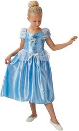 Rubbie's Disney Princess Cinderella Kids Costume L