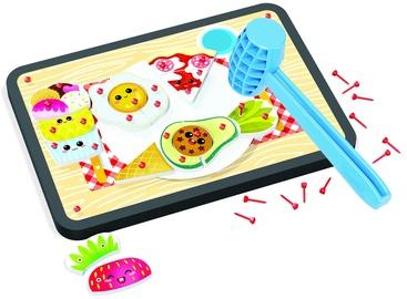 Ролевая игра Quercetti Play Creativo Tap Tap Food