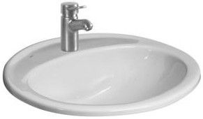 Jika Ibon 520x410mm Washbasin White