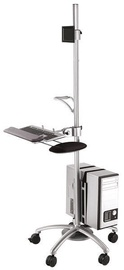 NewStar Mobile Work Station FPMA-MOBILE1800