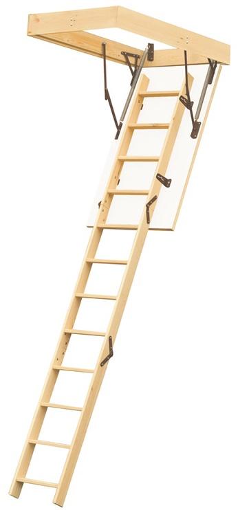 Sudedamieji laiptai OLK-B, 60x111/280 cm