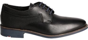 Lloyd Genf 19-059-11 Leather Shoes Black 46.5