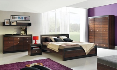 BogFran Bedroom Set Forrest With 160x200cm Bed