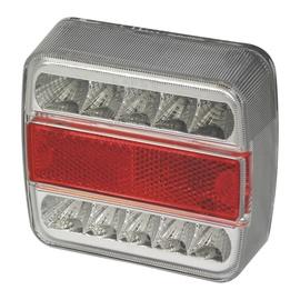 Tagatuli 5 funktsiooni 10 LED 12V