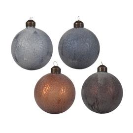 Ziemassvētku eglītes rotaļlieta 061383, 80 mm, 1 gab.