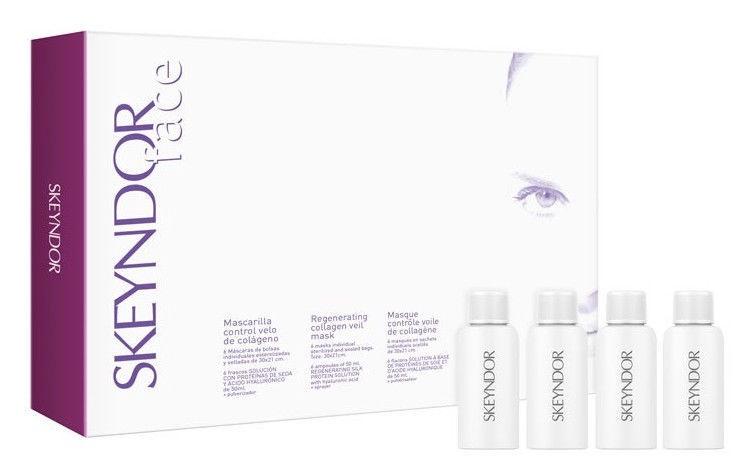 Skeyndor Face Regenerating Collagen Veil Mask 6 x 50ml