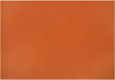 Home4you Textiline Table Mat Orange