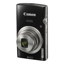 Fotoaparatas Canon Ixus 185, juodas