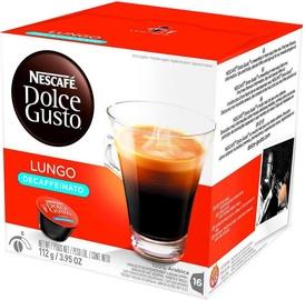 Nescafe Caffe Lungo Without Caffeine 16 capsules