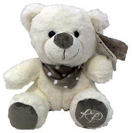 Axiom Teddy Bear Perl Mis White 20cm