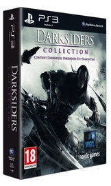 Darksiders Collection incl. Darksiders, Darksiders II and Season Pass PS3