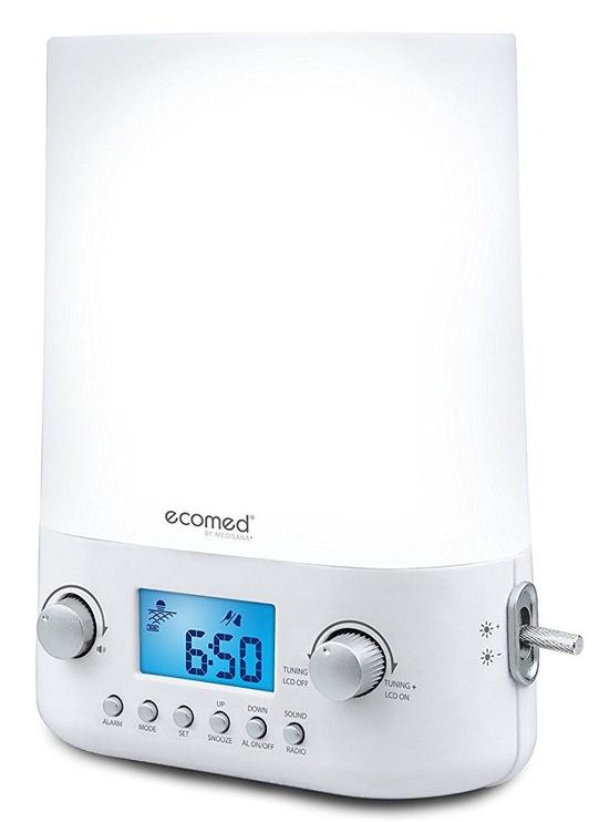 Medisana Ecomed Alarm Clock WL-50E 23600