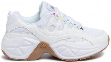 Sieviešu sporta apavi Kappa Overton, balta, 38