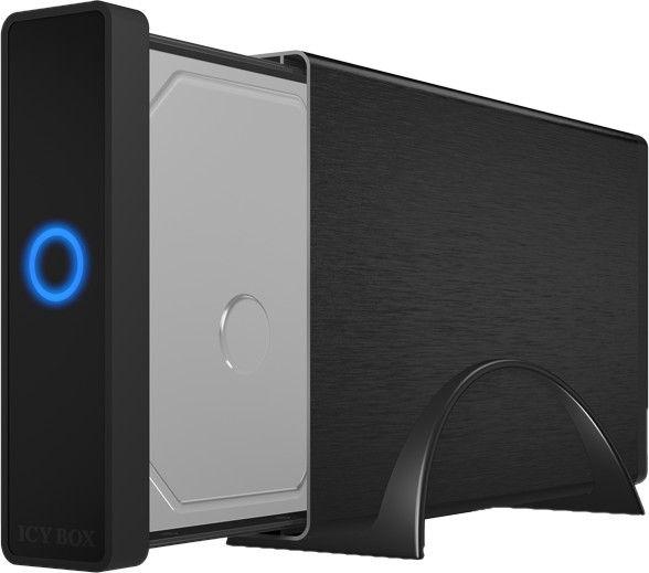 """ICY Box 3.5"""" HDD Case USB 3.0 SATA III IB-377U3"""