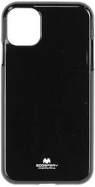 Mercury Jelly Back Case For Apple iPhone 11 Pro Max Black