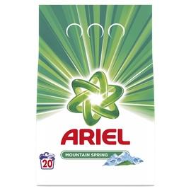 Skalbimo milteliai Ariel Mountain Spring, 20 skalb./ 1,5 kg