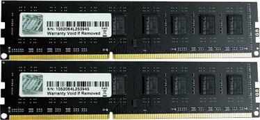 G.SKILL Value 8GB 1333MHz CL9 DDR3 KIT OF 2 F3-10600CL9D-8GBNT