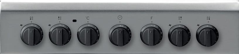 Gaasipliit elektriahjuga Indesit IS5G5PHX/E
