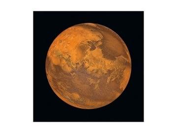Signal Meble Mars Glass Painting 80x80cm