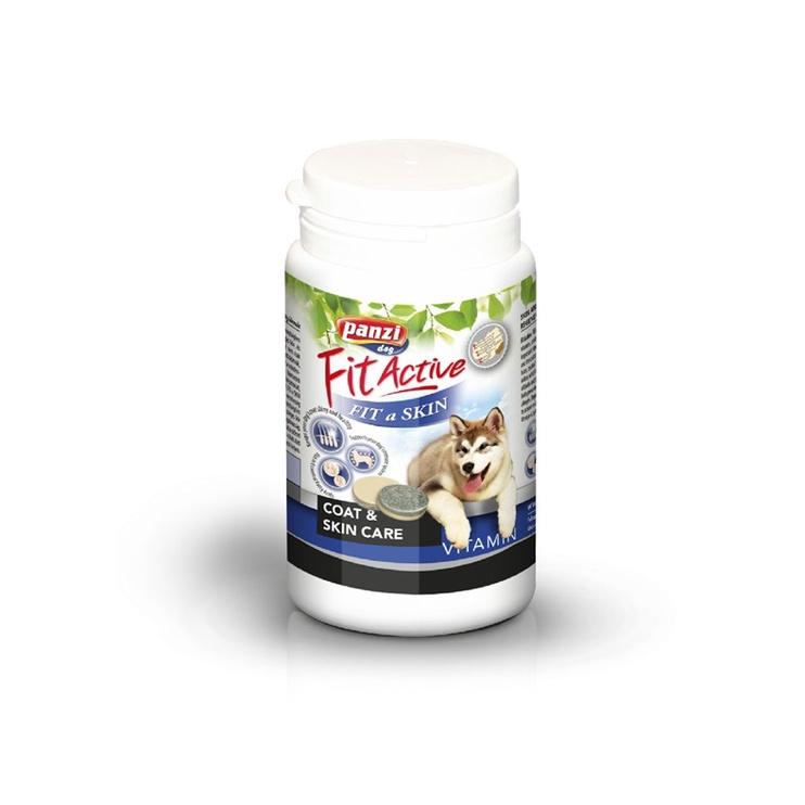 Vitaminai šunims Fit Active Fit A Skin, 60 tab.
