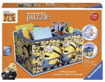 Ravensburger 3D Puzzle Despicable Me 3 Storage Box Minions 11260